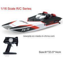 Новые игрушки RC онлайн 1/16 Масштаб 81cm Длина Радиоуправляемая лодка