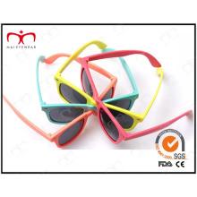 Gafas de sol vendedoras calientes de moda de la promoción del color caliente de la manera (5505)