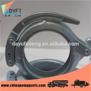 constriuction building pipe fittings casting forging of pipe clamp pipe parts
