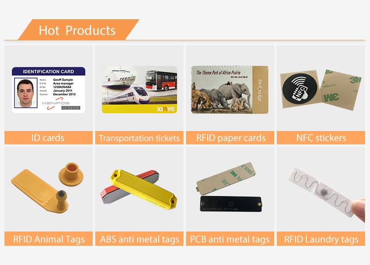 UHF RFID Waste Bin Tag