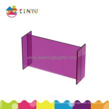 Rétroviseur d'enseignement éducatif en plastique Miroir géo (K037)