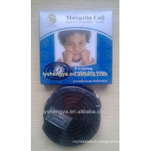 chemical formula black non smoke Mosquito Coil incense
