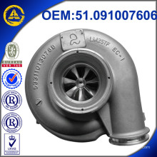 man truck parts turbocharger