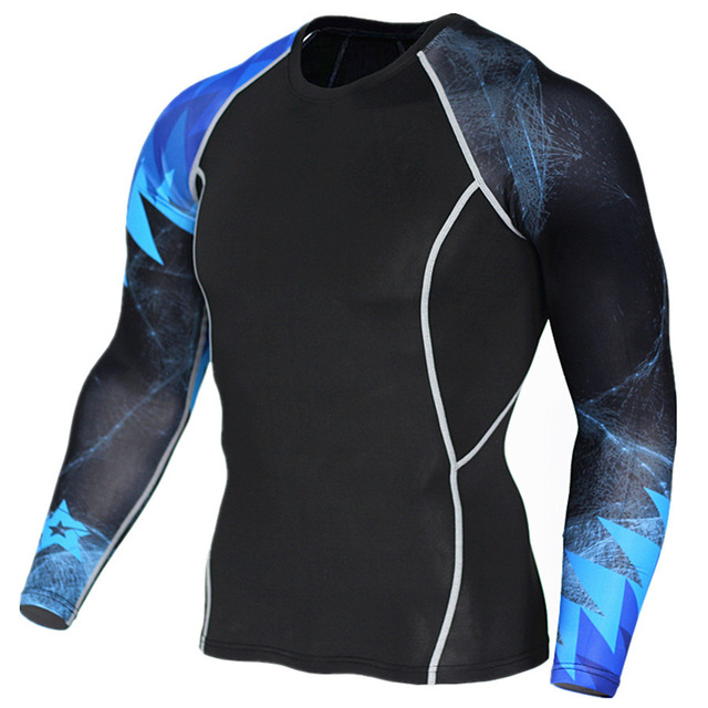 Mens sport fitness wear