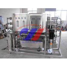 Aço inoxidável RO Equipamentos de tratamento de água