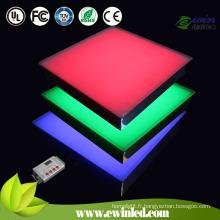 600 * 600 brique de plancher de RVB LED avec la garantie de 3years