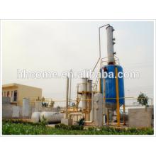 Diesel equipment for used oil refining ,Waste oil refining diesel oil equipment