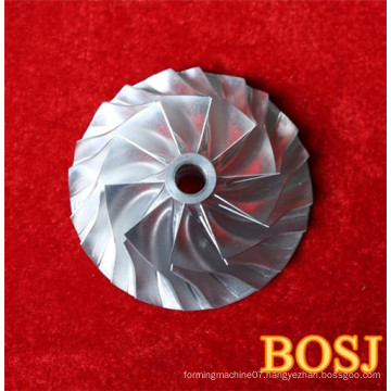 Turbobillet Superchargers Impellers in Petrol-Powered Cars Manufacturer for Germany