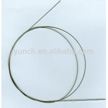 3mm nitinol shape memory bra wire in stock