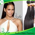 7A Grade Straight Keratin Virgin Full Cuticle Human Hair Extension