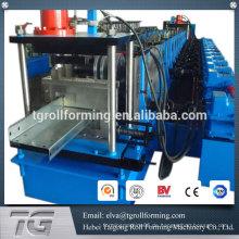 China fertigt Z purlin Maschinen mit hoher Qualität