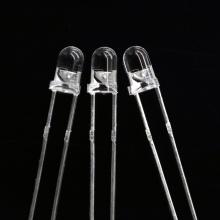 3mm 370nm UV-LED Wasser klare Linse 20-Grad