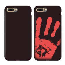Custodia Iphone8 in silicone liquido medio