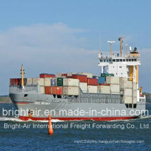 Logistics Shipping From Auckland, Newzealand to Guangzhou, China