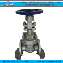 ANSI classe150 A216 vanne de vanne en fonte