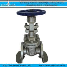 Клапан запорный стальной ANSI class150 A216