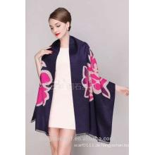 magisches Kleid TS-0001 7 rosafarbener Schalart und weiseviskoseschalschal und Schals Lieferant alibaba Porzellan