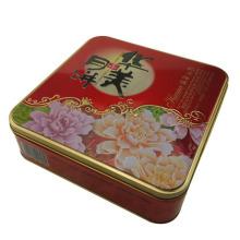 Оптовая Коробка металла Упаковывая печенья с фабрики напрямую