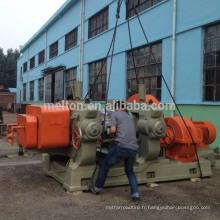 Capacité élevée de machine de granule en caoutchouc de pneu