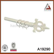 A19290home украшение металлический карниз, занавес, занавес аксессуар