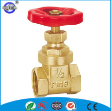 "forged pn 16 water pipe 2"" inch brass gate valve"