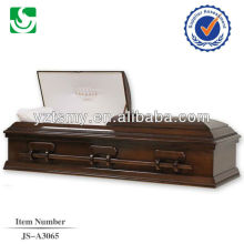 Discount American highly skilled handmade wooden casket biers