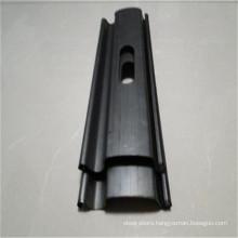 Aluminium rolling shutter door panel making machine