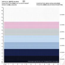 China al por mayor 100 textiles de tela de lino para la camisa de vestir de china al por mayor