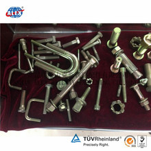 Special Fastener Odd Shaped Fastener Parts for Fastening System