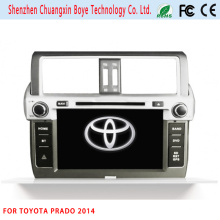 Car Navigation Interface Box for Toyota Prado 2014