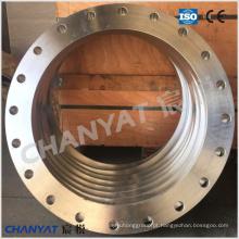 Flange cega de aço inoxidável En / DIN (1.4571, X6CrNiMoTi17122)