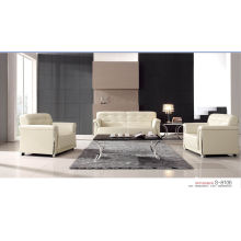 Elegant Office Sofa in PU/Leather (S-8106)