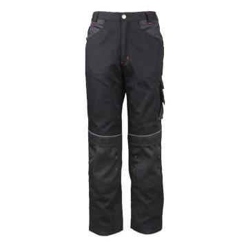100%Cotton Many Pockets Workwear Basic Work Pants