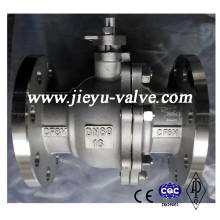 Stainless Steel CF8m Pn16 Dn80 Ball Valve