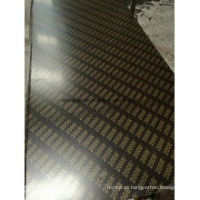Núcleo de álamo de madera contrachapada de 18mm Marineplex Film para mercados de Middel-East