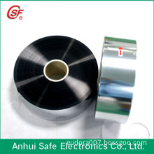 Metallized PET lamianted film for capacitor use