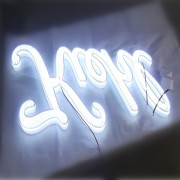 LED verlichte acryl Channel Letters