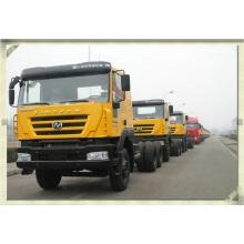 Iveco Caminhões feitos em China fábrica 6x4 tipo