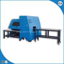 Machine de poinçonnage et de découpe de barres omnibus CNC