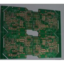 Placa de circuito preservativo de soldabilidade orgânica