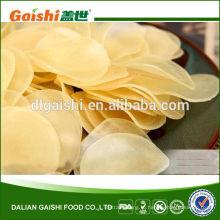 Вкусные хрустящие водоросли Снэк-сухарь белый креветки