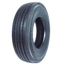 Los neumáticos de calidad superior de China 11R22.5 11R24.5 UTILIZARON NEUMÁTICOS en los neumáticos del remolque del camión del autobús