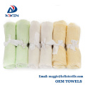Made in China Super Soft Thick 100% Bamboo fiber Baby Washcloth on Sale