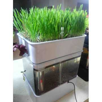 New Type Complete Hydroponic Aquaponics Growing Systems
