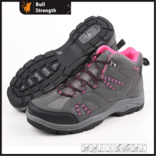 Women′s Outdoor Hiking Shoe with Synthetic Leather (SN5250)