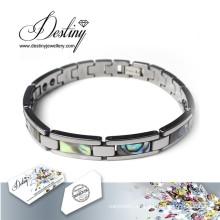 Indecisión de destino joyas cristales de Swarovski pulsera pulsera