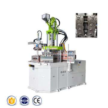 Rotary Injection Molding Machine for LED Lamp Cup