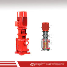 High Pressure Booster Fire Figting Pump
