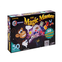 Magic Master Illusion Magic Tricks Set