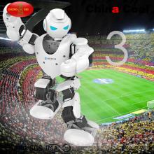 Robot programable humanoide inteligente inteligente para niños